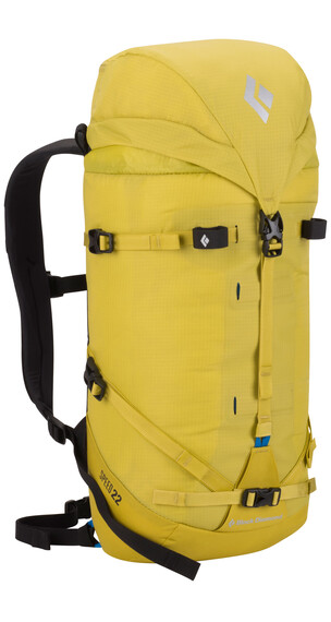 Black Diamond Speed - Sac à dos - 22l jaune